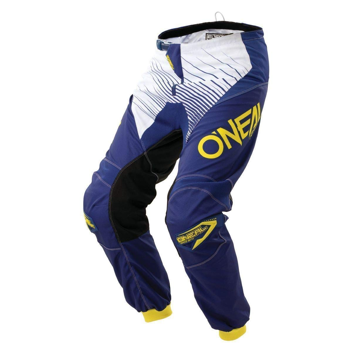 Blue//Yellow, Youth Size 5//6 ONeal Unisex-Adult Element Race wear Pant