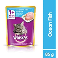Whiskas Ocean Fish in Jelly Pouch 85g