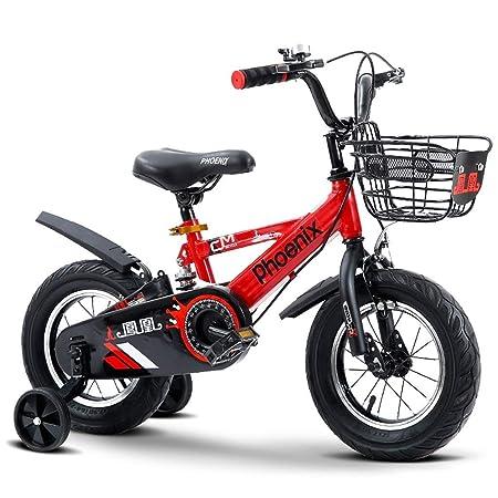 LXF Bicicletas Infantiles Bicicletas para niños Jardín de Infantes ...