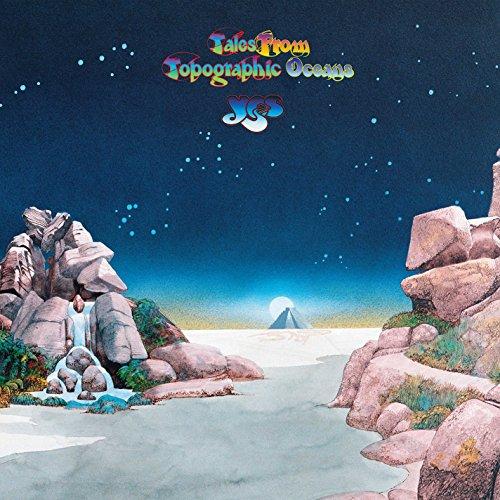 Tales Topographic Oceans Gram Vinyl