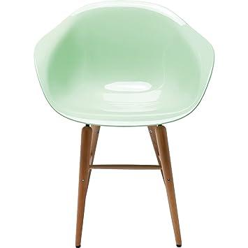 Designklassiker Stühle kare design designklassiker stuhl forum mint mit großer sitzschale
