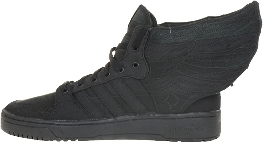adidas wings shoes black