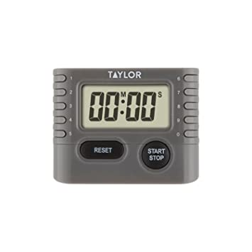 Taylor 5829 10 Key Digital Timer