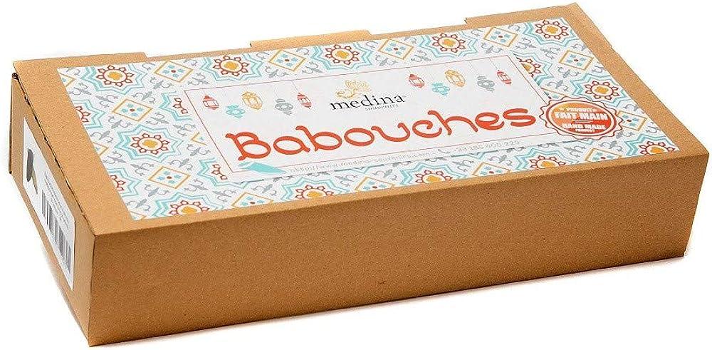 Babouche Homme et Femme Traditionnel Rouge Babouche de Marrakech /à Bout Pointu Chaussons Cousus Main Mocassins Mixtes