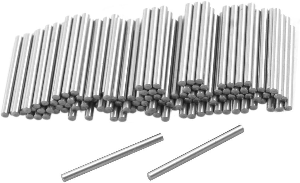 100/PCS Metall 1,25/mm x 15,8/mm Spannstifte Befestigen Elements