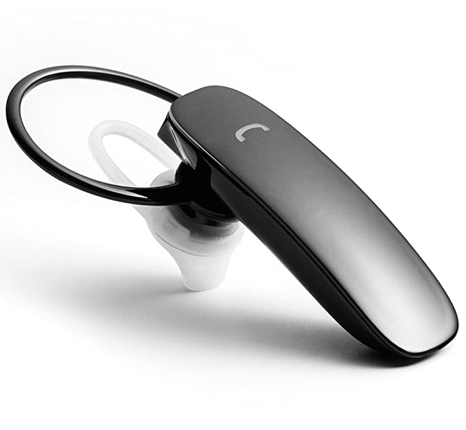 Fleeken Wireless Bluetooth Headset Hands-free Calling Adjustable Earpiece with Microphone