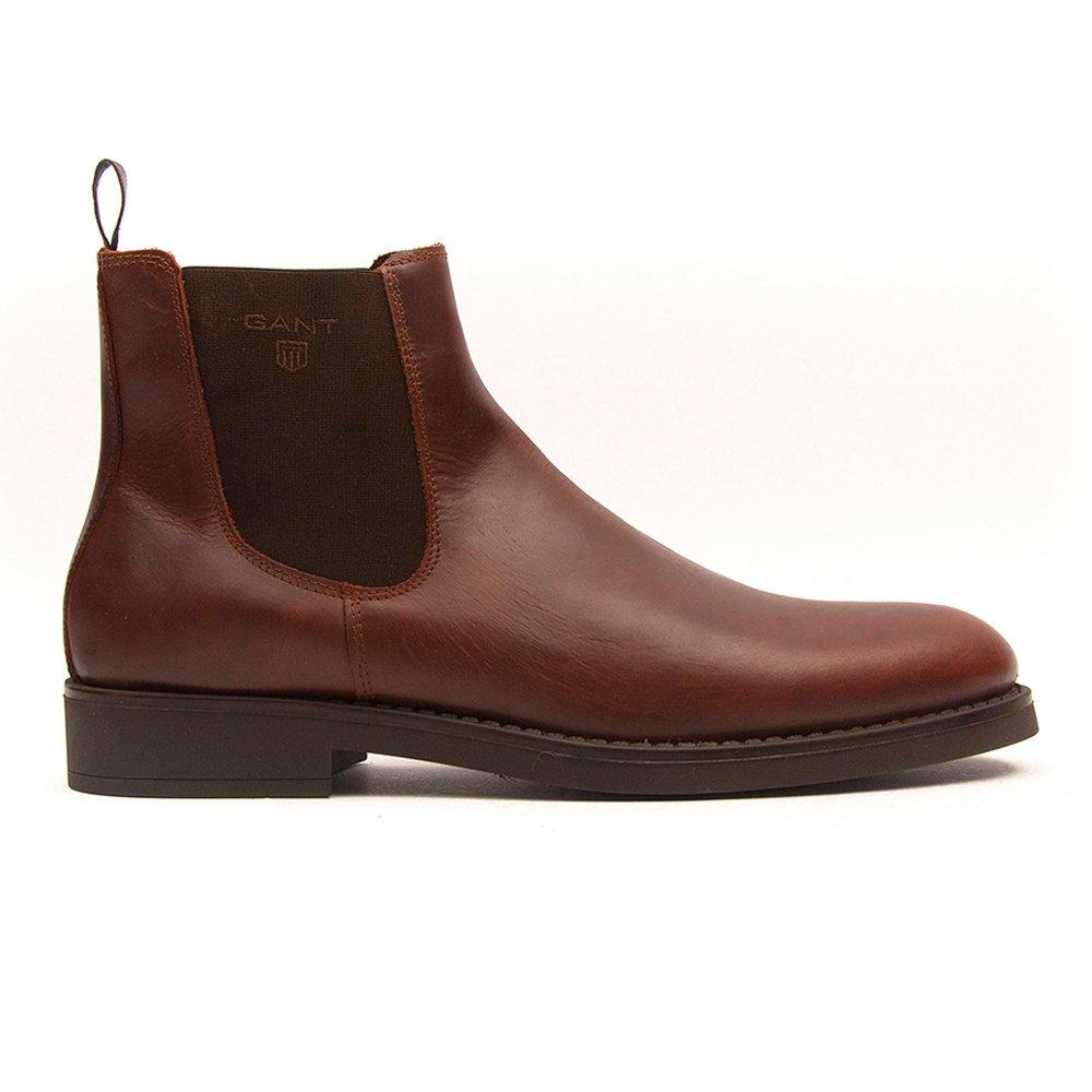d26858cc38a Gant Oscar Boots - EU 42, COGNAC: Amazon.co.uk: Shoes & Bags