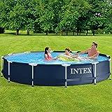 Intex 28211ST 12-foot x 30-inch Metal Frame Round 6