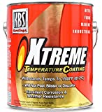 KBS Coatings 65510 Flame Blue Xtreme Temperature Coating - 1 Gallon
