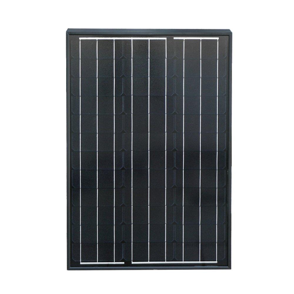 ECO-WORTHY 10W Solar Panel 10 Watt 12 Volt Pv Solar Module Solar Cell for 12 Volt battery Charger