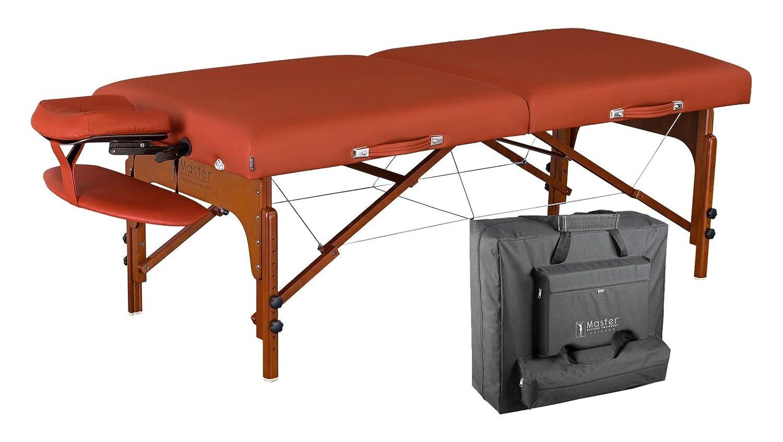 "Amazon.com: Master Massage 31"" Santana LX Portable Massage Table ... for Massage Bed Top View  155fiz"