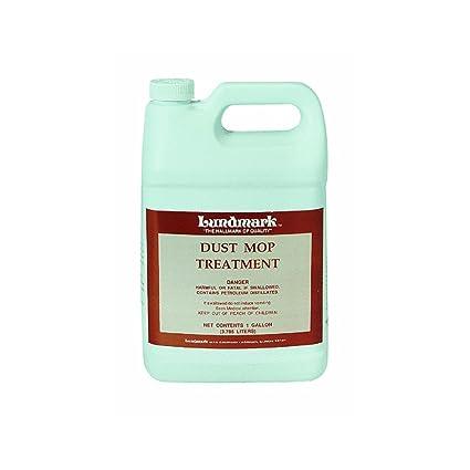 Lundmark Dust Mop Treatment, 1-Gallon, 3254G01-4
