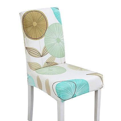Astonishing Amazon Com Kkonion Modern Simple Chair Cover Decor Seat Andrewgaddart Wooden Chair Designs For Living Room Andrewgaddartcom
