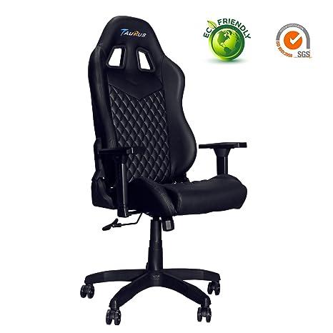 Amazon.com: Silla ergonómica para juegos, silla de ordenador ...