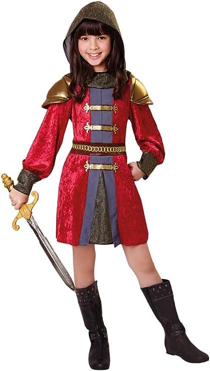 Bristol Novelty - Disfraz Infantil de Princesa guerrera para niña ...