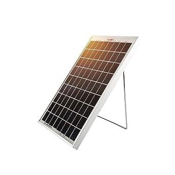 Betop-camp Paneles solares mono de 10W 12V para automóviles, caravanas, autocaravanas,