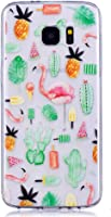 Samsung Galaxy S7 Edge Case, BasicStock Scratch Resistant Shockproof Cover Girls Case for Samsung Galaxy S7 Edge
