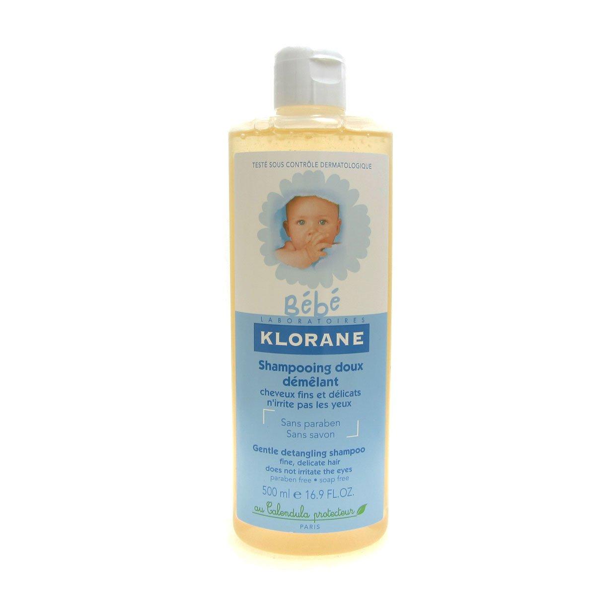 Klorane Baby Gentle Detangling Shampoo 500ml