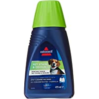 Bissell 2x Concentrated Formula, Pet Stain & Odour, 473ml