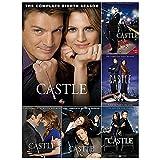 Castle: Season 1 - 8 Complete Series