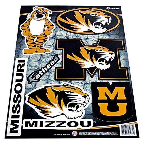 Missouri Tigers Team Logo Wall Graphic by Fathead