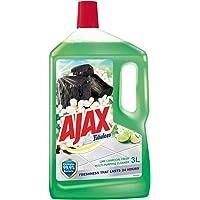 Colgate-Palmolive Ajax Fabuloso Multi Purpose Cleaner, 3L, Lime Charcoal
