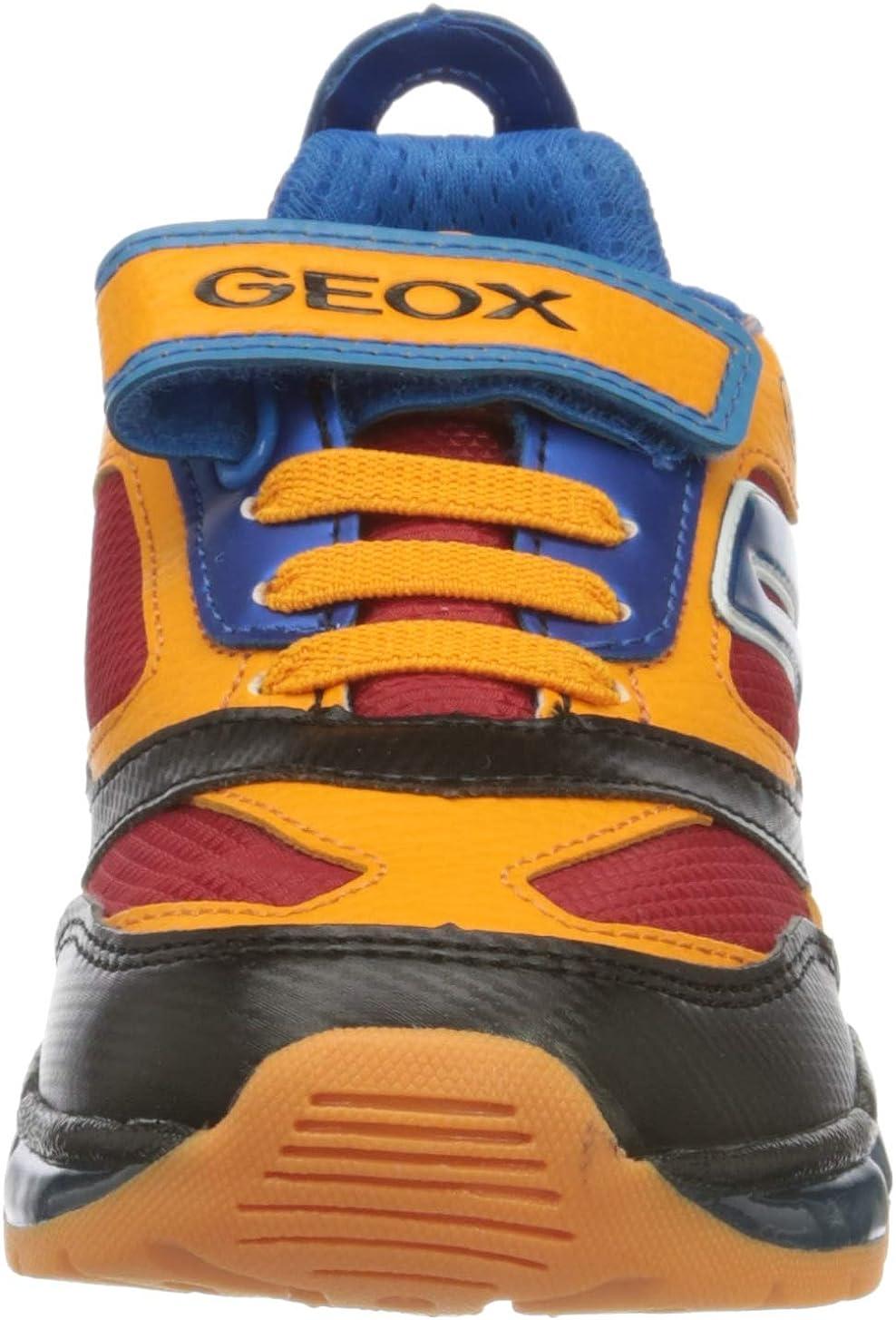 Geox J Android Boy B Basket Gar/çon