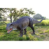 Grand-Scale Postosuchus Dinosaur Statue For Sale