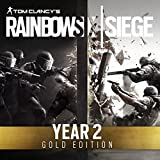 Tom Clancy's Rainbow Six Year 2 Gold Edition - PS4 [Digital Code]