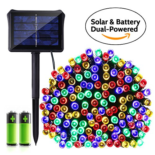 Outdoor Solar Lights For Christmas - 8