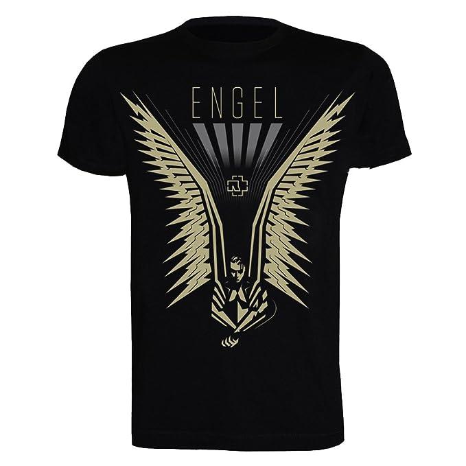 Rammstein T-Shirt Flügel