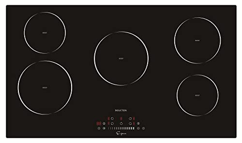 Empava EMPV-IDC36 Electric Induction Cooktop Review