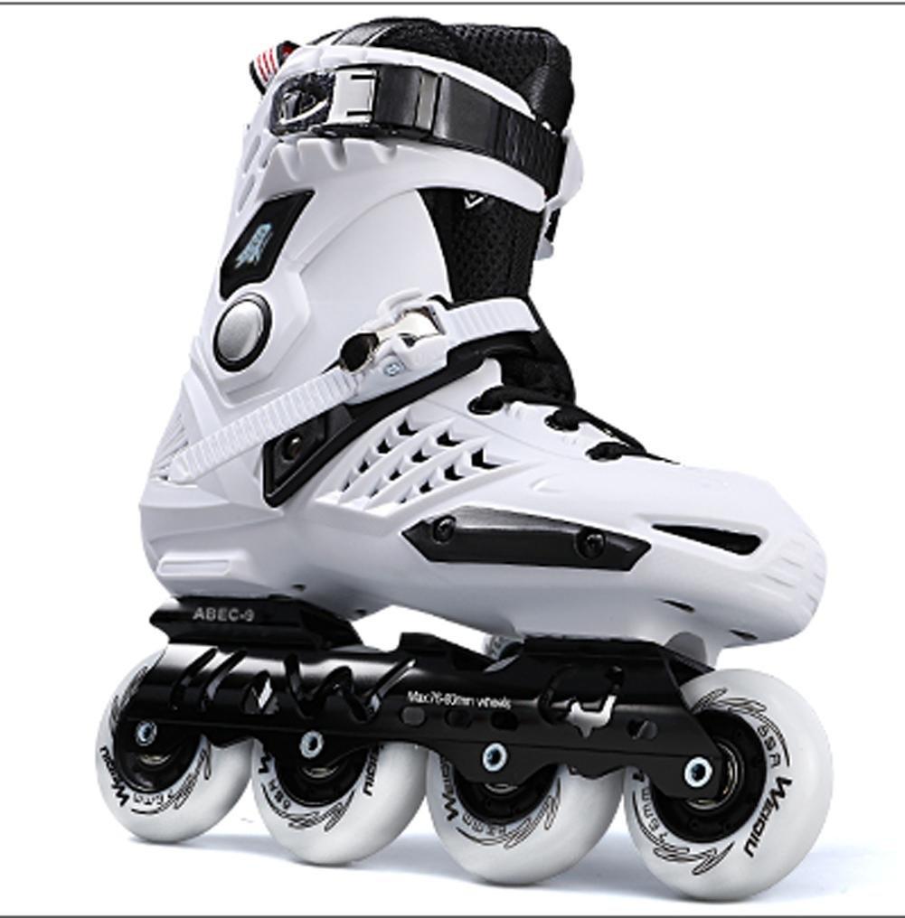 Inline Skates For Men Unisex Racing PP Material ABEC-9 , 41