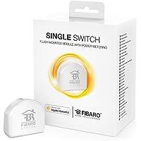 Fibaro FGBHS-213 Omkopplare/HomeKit för iOs, Bluetooth, Vit