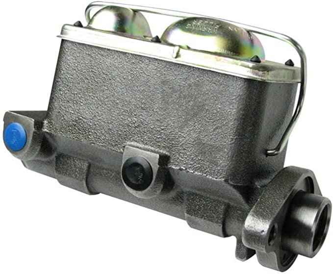 The Right Stuff DBMC09 Master Cylinder Dual Bail, Dual Reservoir, Deep Pocket Disc//Drum