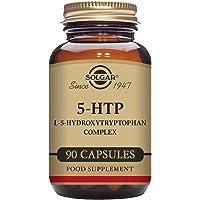 Solgar 5-HTP L-5-Hydroxytryptophan Complex Vegetable Capsules - Pack of 90