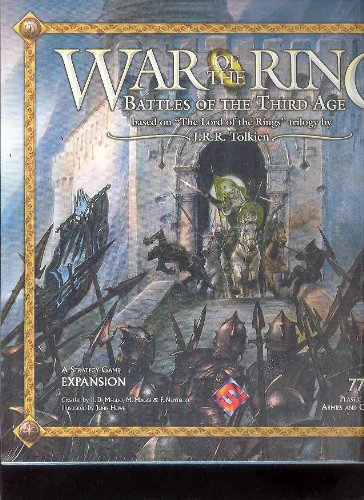 War of the Ring: Battles of the Third - Rings Of Board The Game War