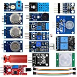 KOOKYE Smart Home Sensor Modules 16 in 1 Kit for Arduino Raspberry Pi 2016 Professional
