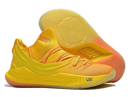 separation shoes feef6 99a74 Amazon.com: Bazi Sport UA Men's Under Armour Curry 5 Low ...