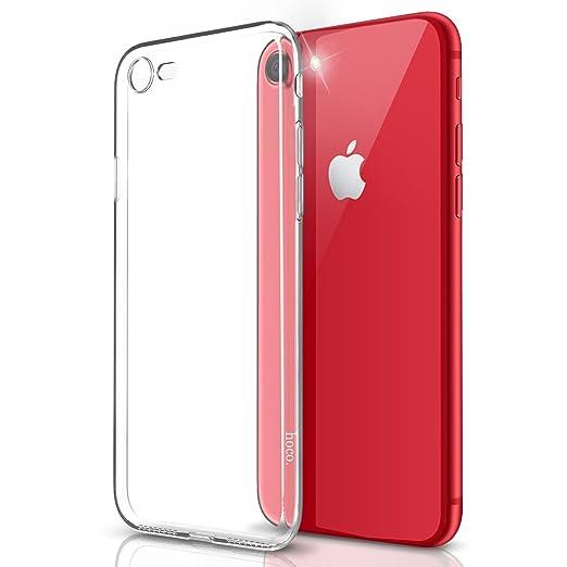 【タイムセール】iPhone8 ケース / iPhone7ケース 落下 衝撃 吸収 iPhone 8 / iPhone 7 カバー 透明 クリア ソフト 高品質 TPU シリコン 防指紋 超薄 アイフォン7/8 ケース (クリア)