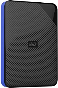 WD 2TB Gaming Drive Works with Playstation 4 Portable External Hard Drive - WDBDFF0020BBK-WESN (Renewed)