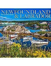 2022 Newfoundland & Labrador Large Wall Calendar