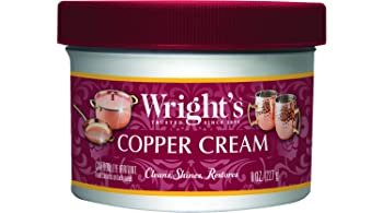 Wright's Brass and Copper Cream Cleaner