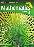 img - for Holt McDougal Mathematics Florida: Student Edition Course 3 2011 by HOLT MCDOUGAL (2009-04-22) book / textbook / text book