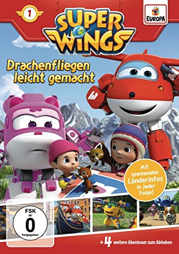 super wings staffel 2