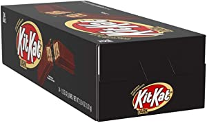 KIT KAT Milk Chocolate Candy, 1.5 Ounce, Full Size Bars, 24 Count