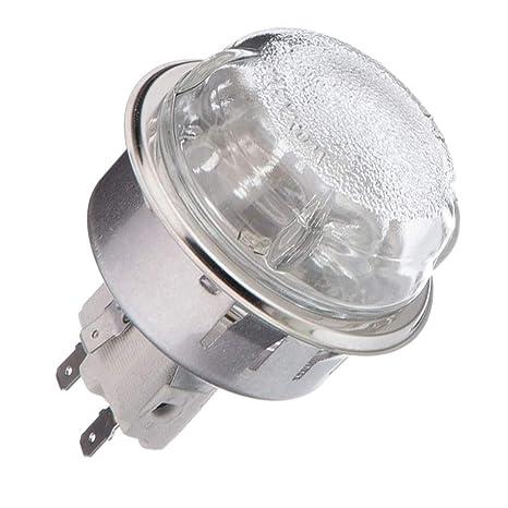 Lámpara completa para horno, cocina 00420775 Bosch Siemens New ...
