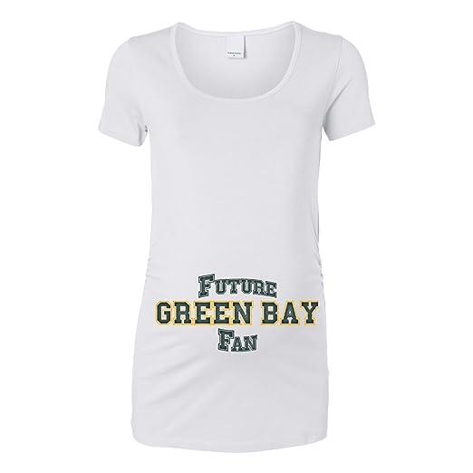 381c2aef Future Green Bay Fan Women's Maternity T-Shirt