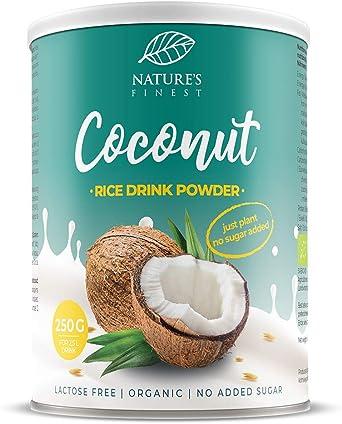 Bebida de arroz con coco en polvo Bio 250g. 250g   Se ...