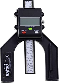 KATSU Trimmer Router Digital Depth Gauge Measuring Tool 40141500